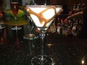 Шоколадово Мартини