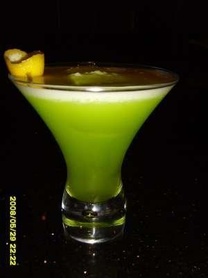 Melon (Midori) Sour