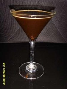 Black Star Liner Martini